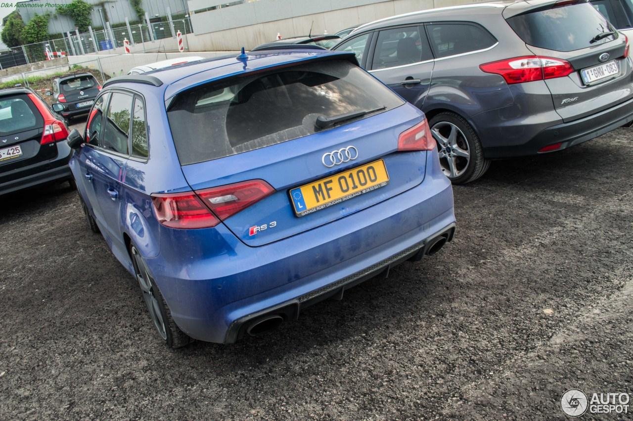 Audi Garage Roermond : Audi rs sportback v june autogespot