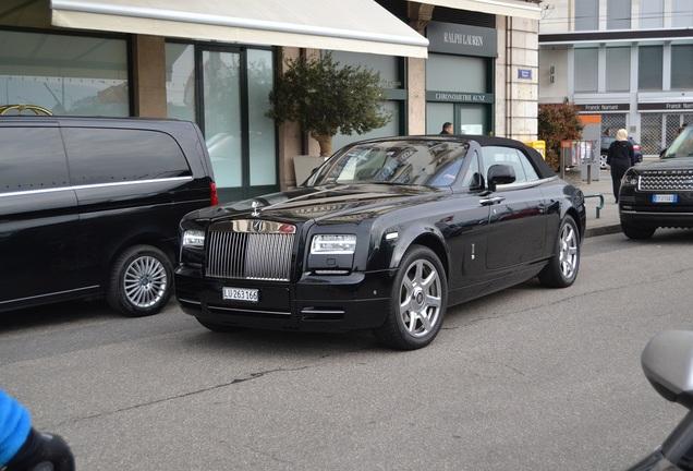 Rolls-Royce Phantom Drophead Coupé Series II