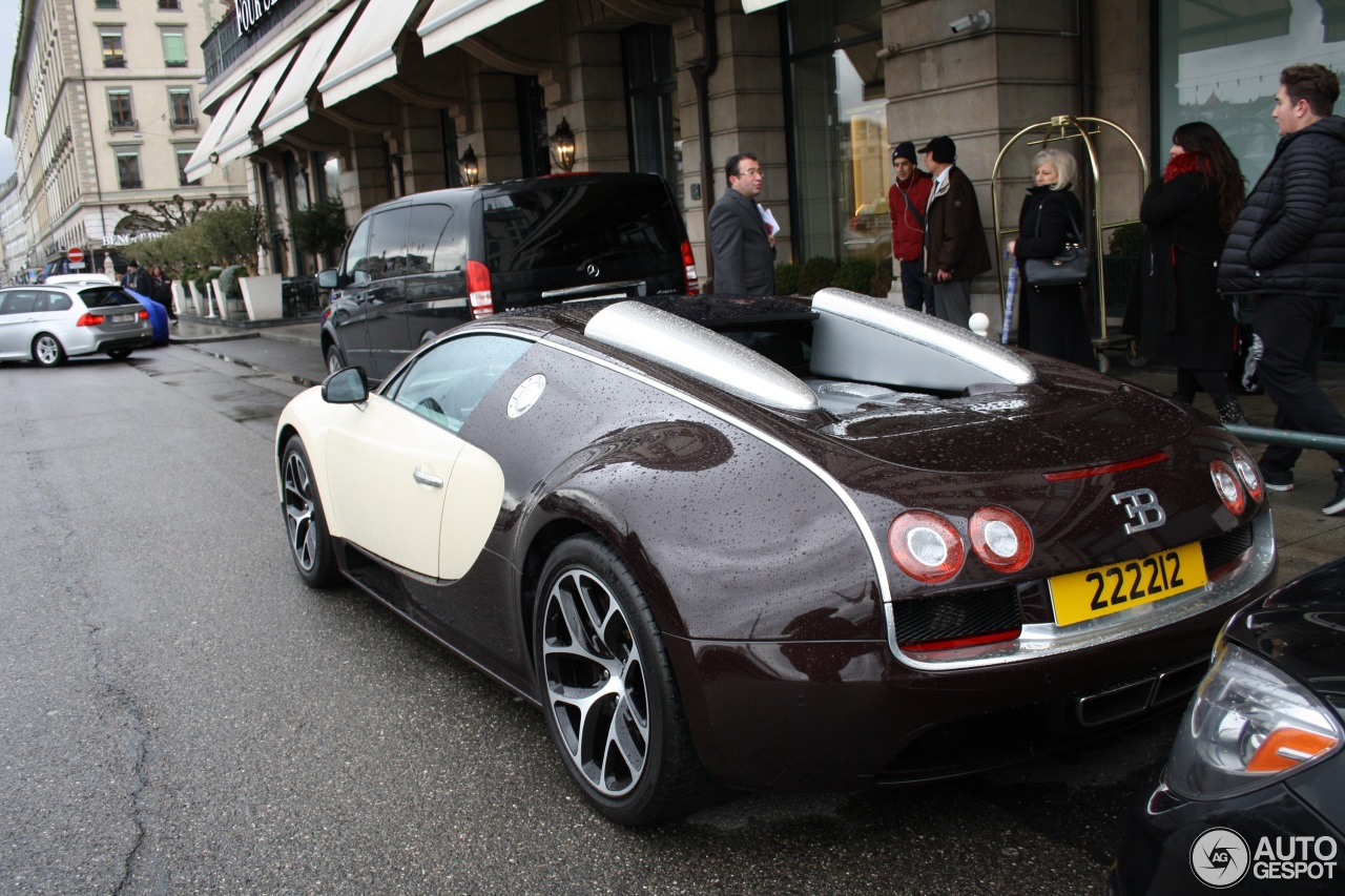 bugatti veyron 16 4 grand sport vitesse 5 juin 2016 autogespot. Black Bedroom Furniture Sets. Home Design Ideas