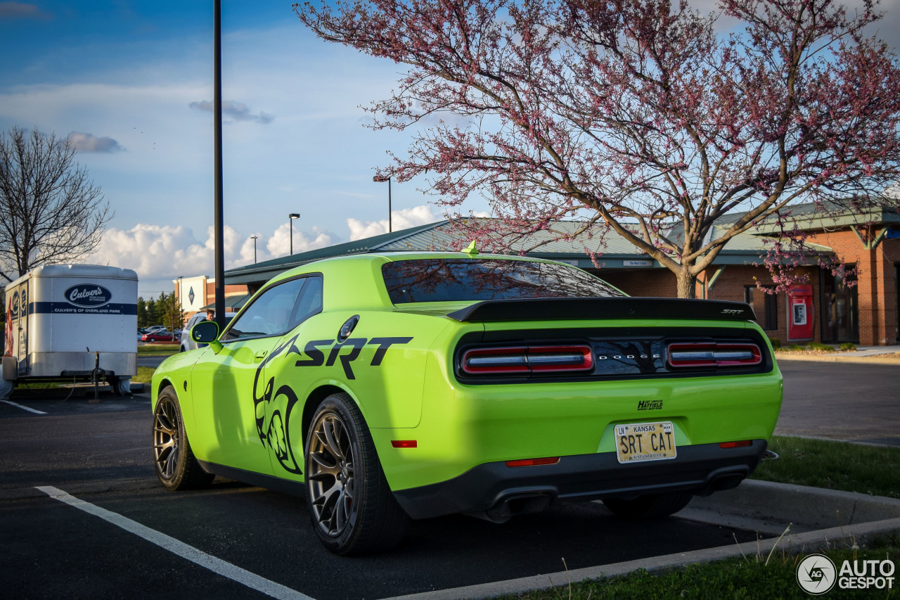 2014 green dodge challenger hellcat for autos post. Black Bedroom Furniture Sets. Home Design Ideas
