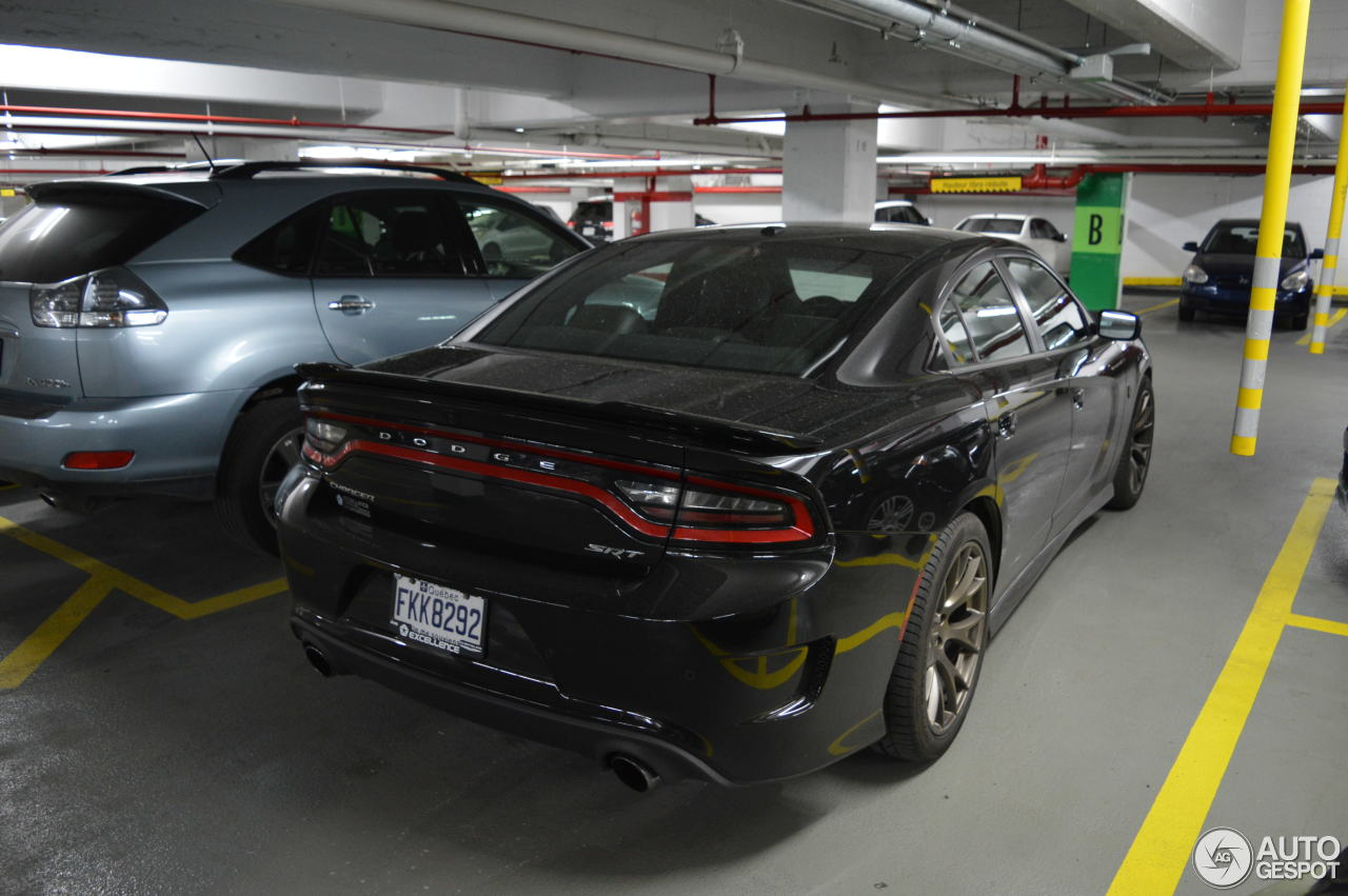 Dodge Charger SRT Hellcat 2015 - 5 June 2016 - Autogespot