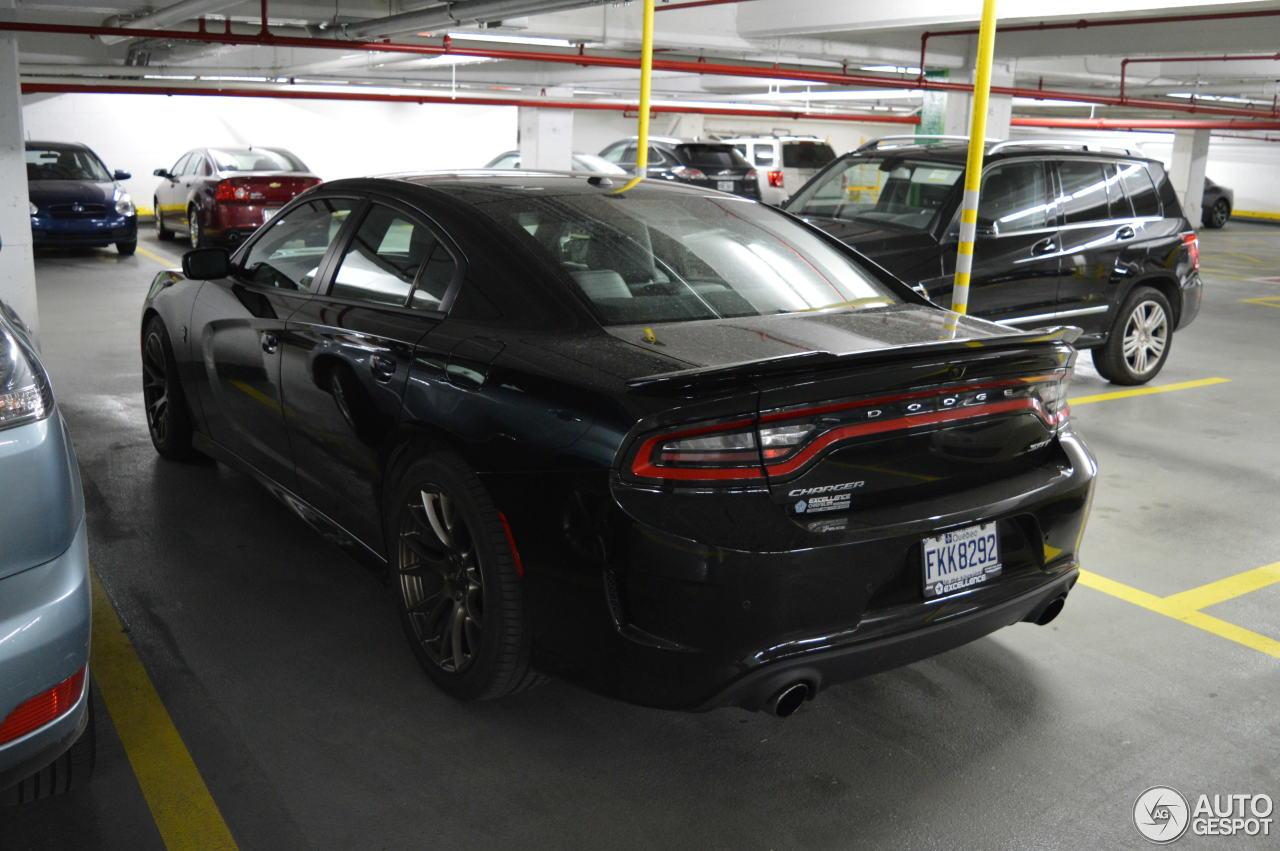 Dodge Charger Srt Hellcat 2015 5 June 2016 Autogespot