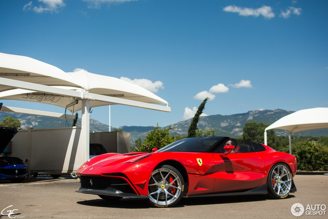Ferrari F12 TRS - 5 June 2016 - Autogespot