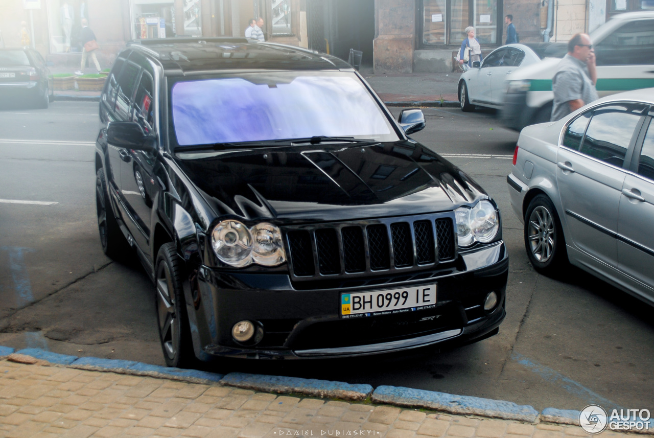 jeep grand cherokee srt 8 2005 5 june 2016 autogespot. Cars Review. Best American Auto & Cars Review