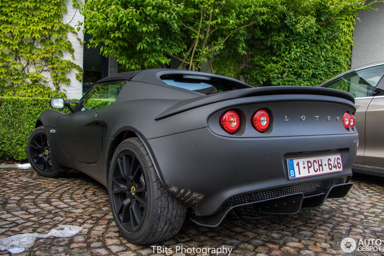 lotus elise s3 220 sport 5 june 2016 autogespot. Black Bedroom Furniture Sets. Home Design Ideas