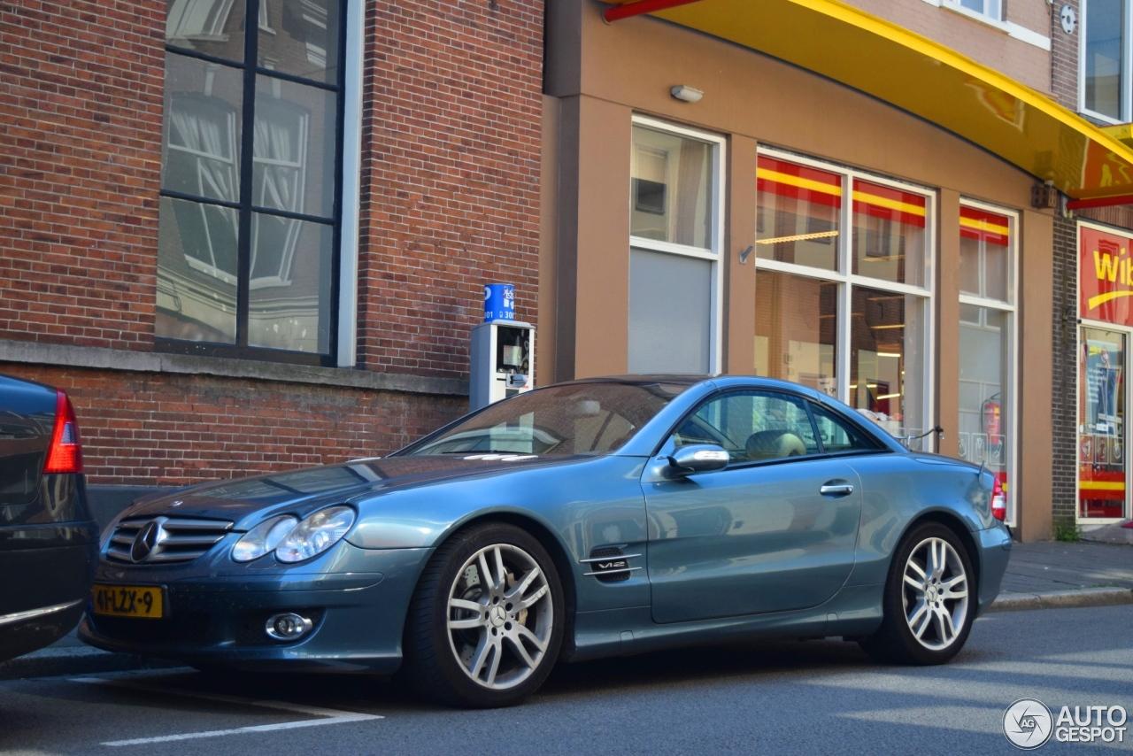 Mercedes benz sl 600 r230 2006 5 june 2016 autogespot for Mercedes benz c 600