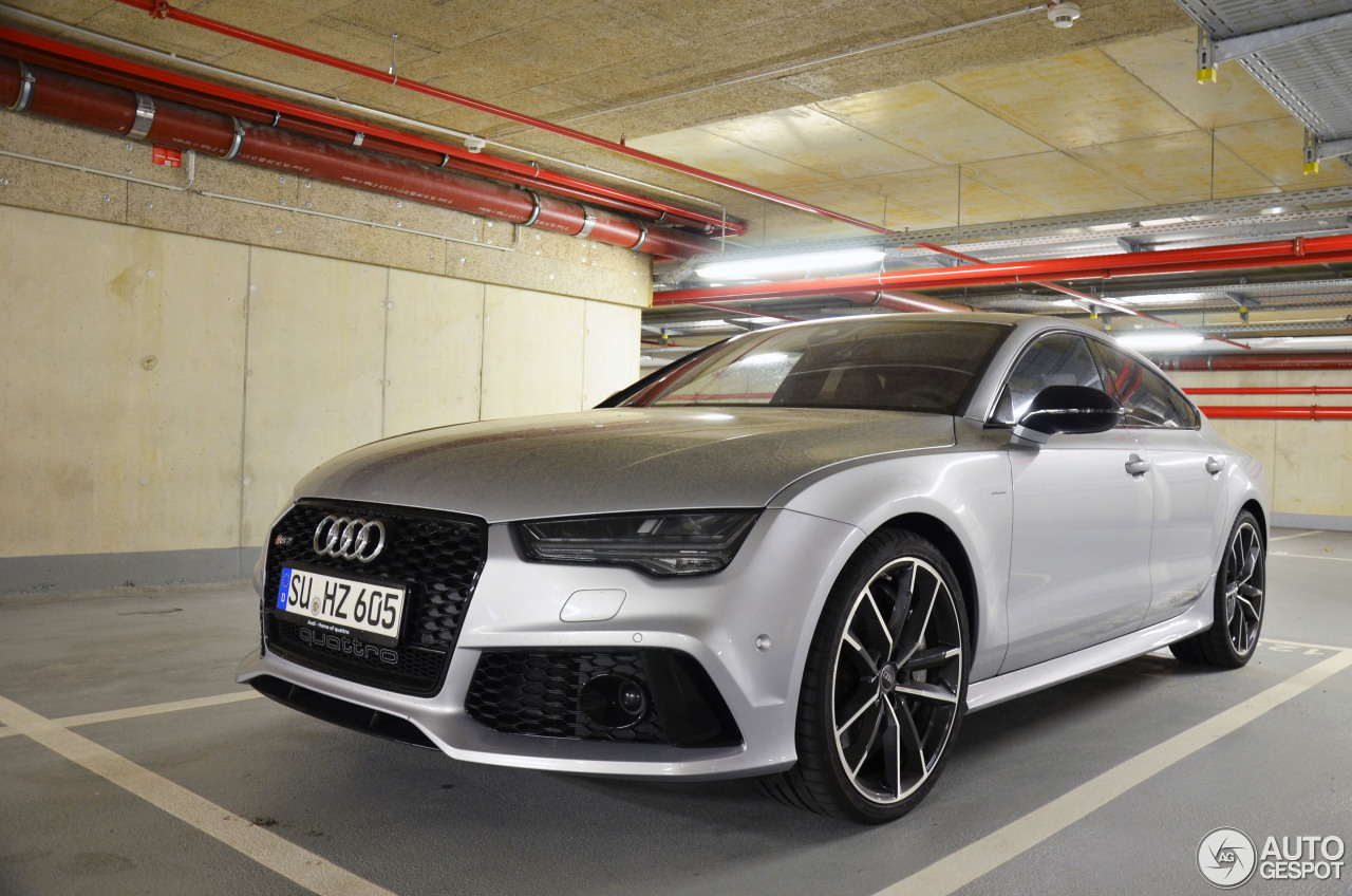 audi rs7 sportback 2015 performance 6 june 2016 autogespot. Black Bedroom Furniture Sets. Home Design Ideas