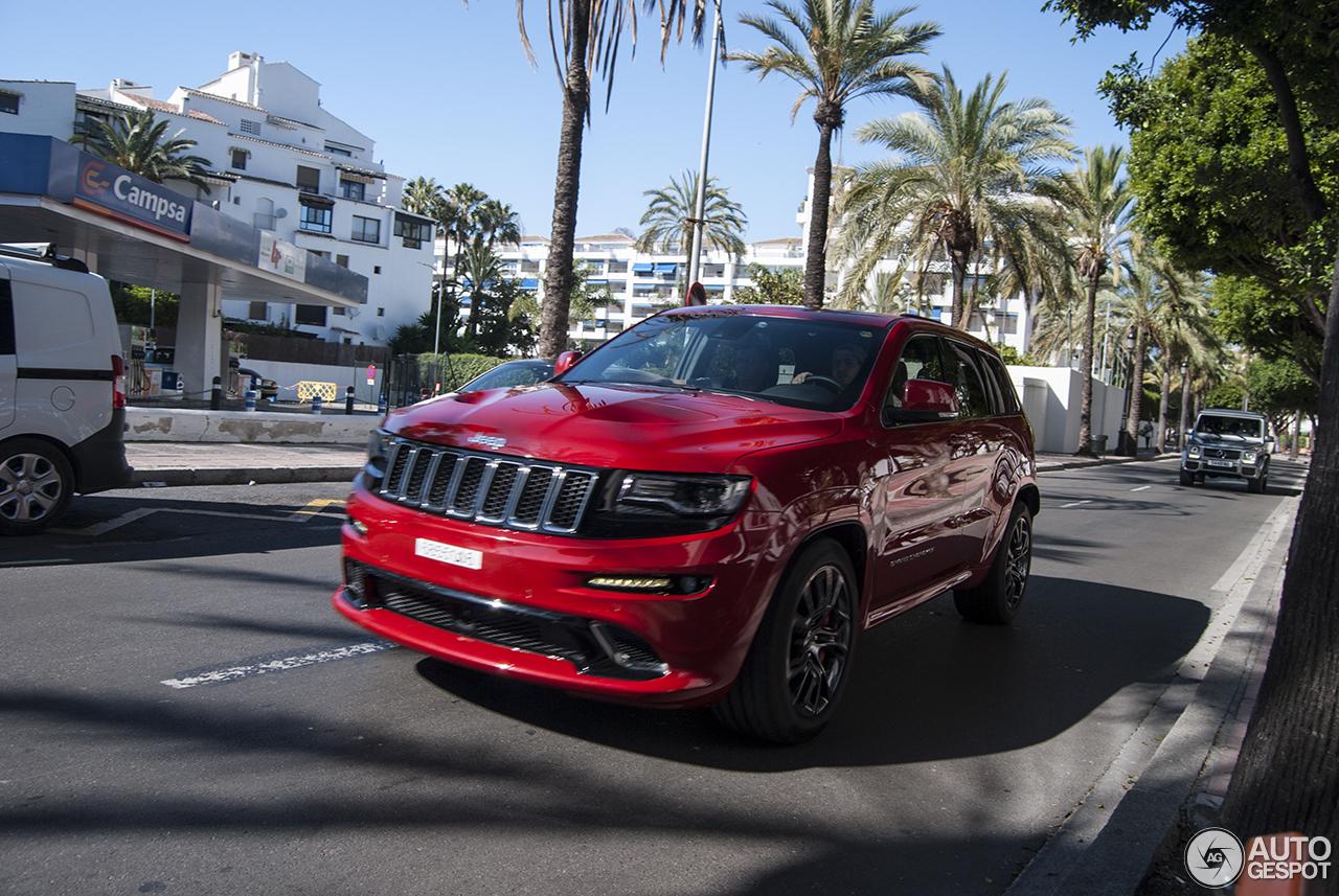 jeep grand cherokee srt 8 2013 6 june 2016 autogespot. Black Bedroom Furniture Sets. Home Design Ideas