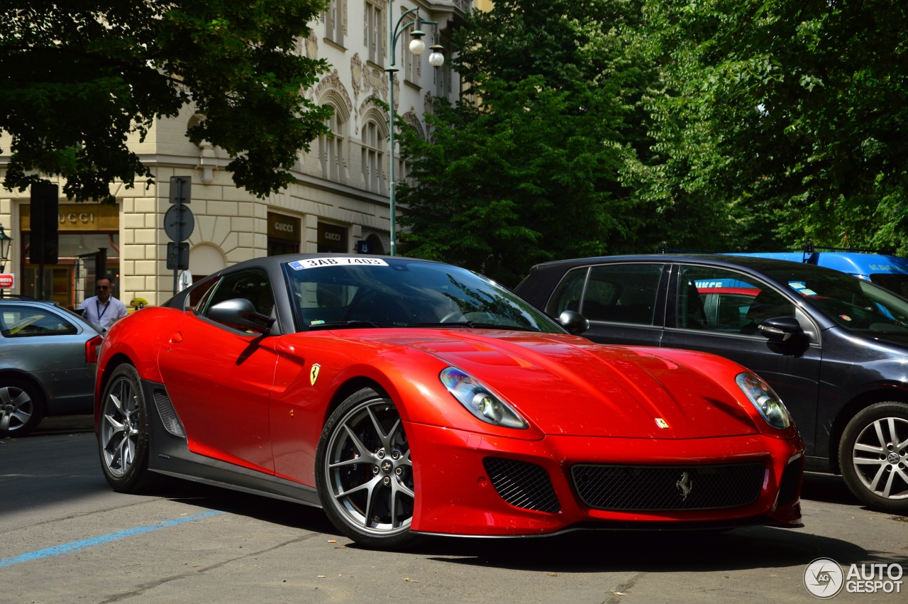 ferrari 599 gto 7 june 2016 autogespot. Black Bedroom Furniture Sets. Home Design Ideas
