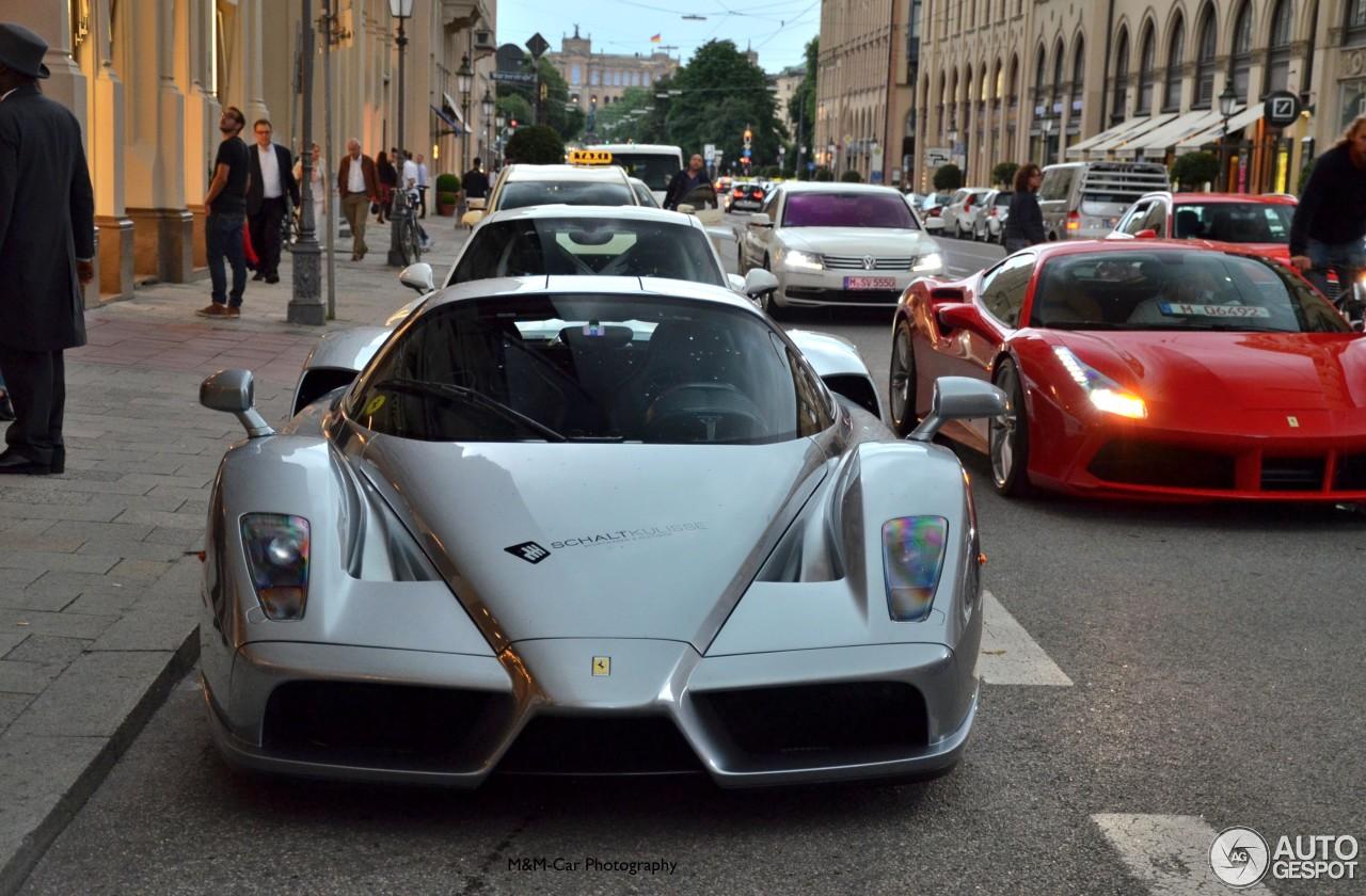Ferrari enzo ferrari 7 june 2016 autogespot 3 i ferrari enzo ferrari 3 vanachro Image collections