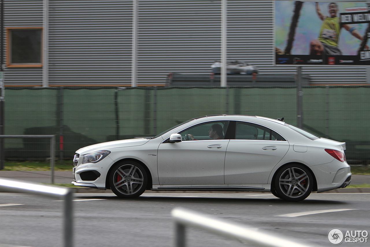 Mercedes benz cla 45 amg c117 7 juni 2016 autogespot for Mercedes benz cla 250 2010