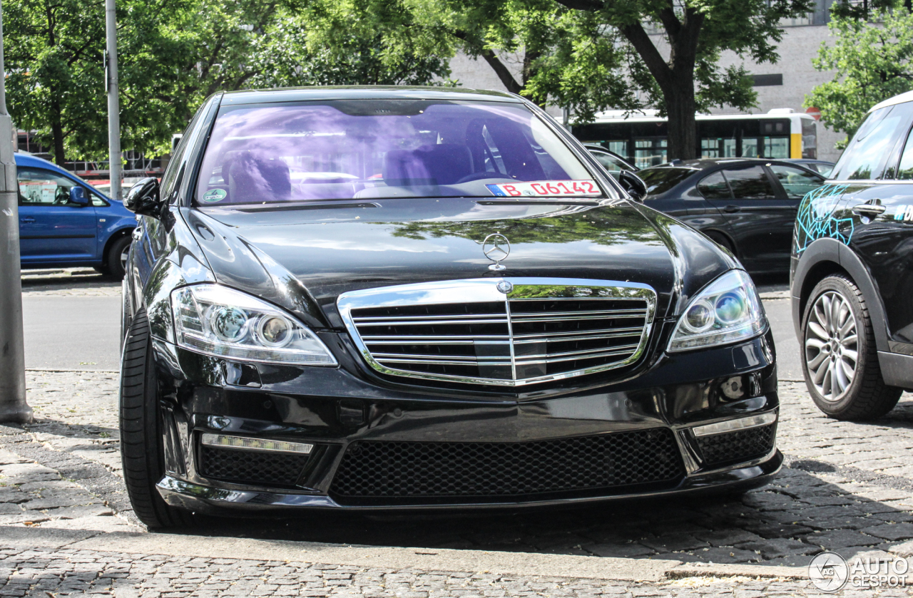 Mercedes benz s 63 amg w221 7 juni 2016 autogespot for Mercedes benz in md