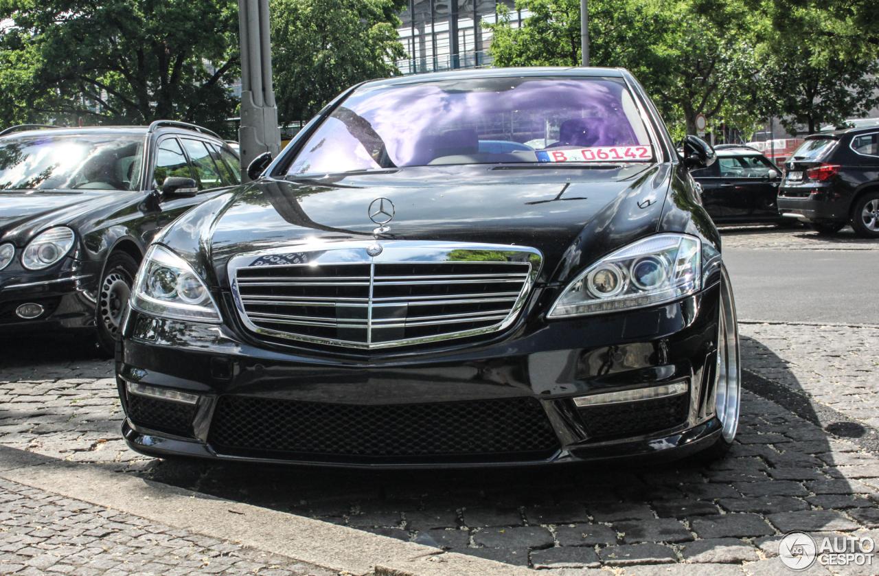 Mercedes benz s 63 amg w221 7 juni 2016 autogespot for Mercedes benz in alabama