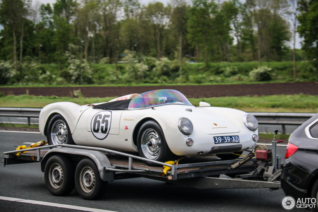 porsche 550 spyder 7 june 2016 autogespot. Black Bedroom Furniture Sets. Home Design Ideas