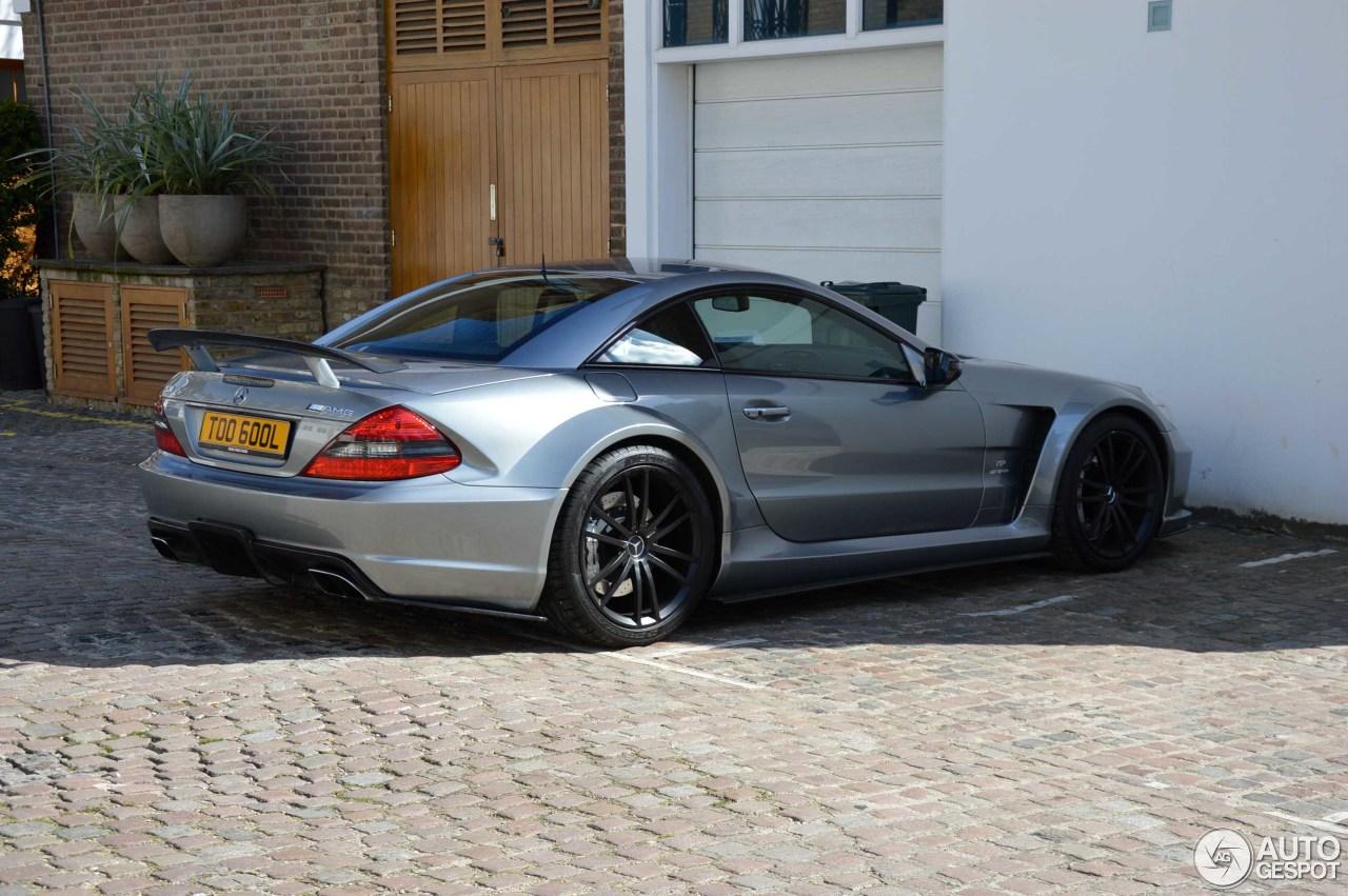 Mercedes Benz Sl 65 Amg Black Series 8 June 2016 Autogespot