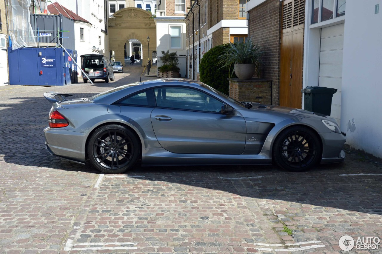 Mercedes benz sl 65 amg black series 8 june 2016 for Mercedes benz amg 65 price