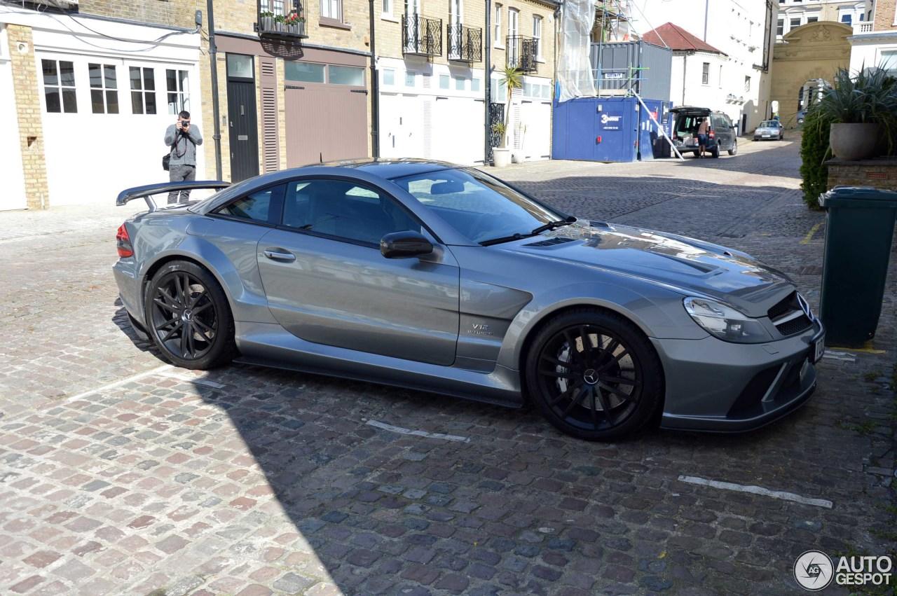 Mercedes benz sl 65 amg black series 8 june 2016 for Mercedes benz 5 series