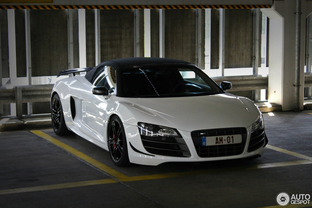 Audi R8 Gt Spyder 9 June 2016 Autogespot