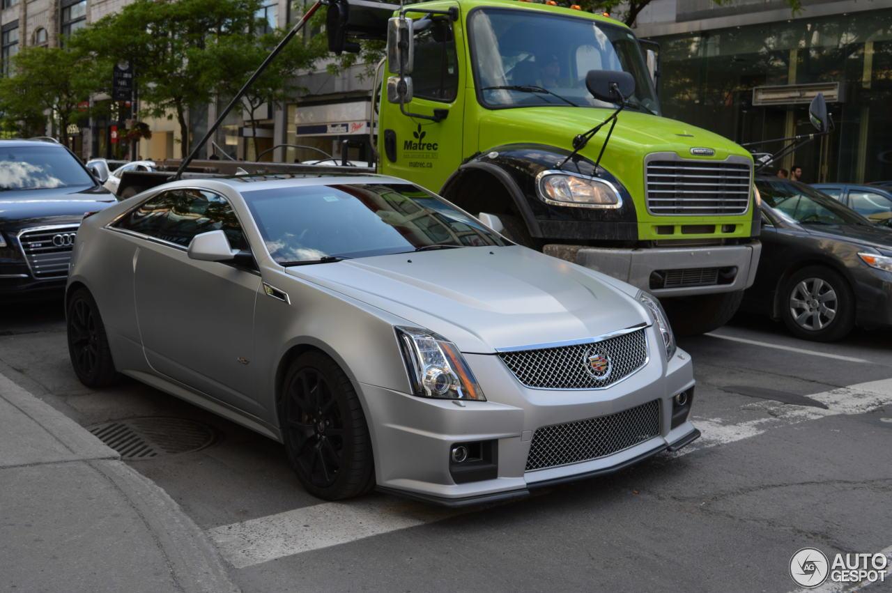 Cadillac Cts V Coup 233 9 June 2016 Autogespot