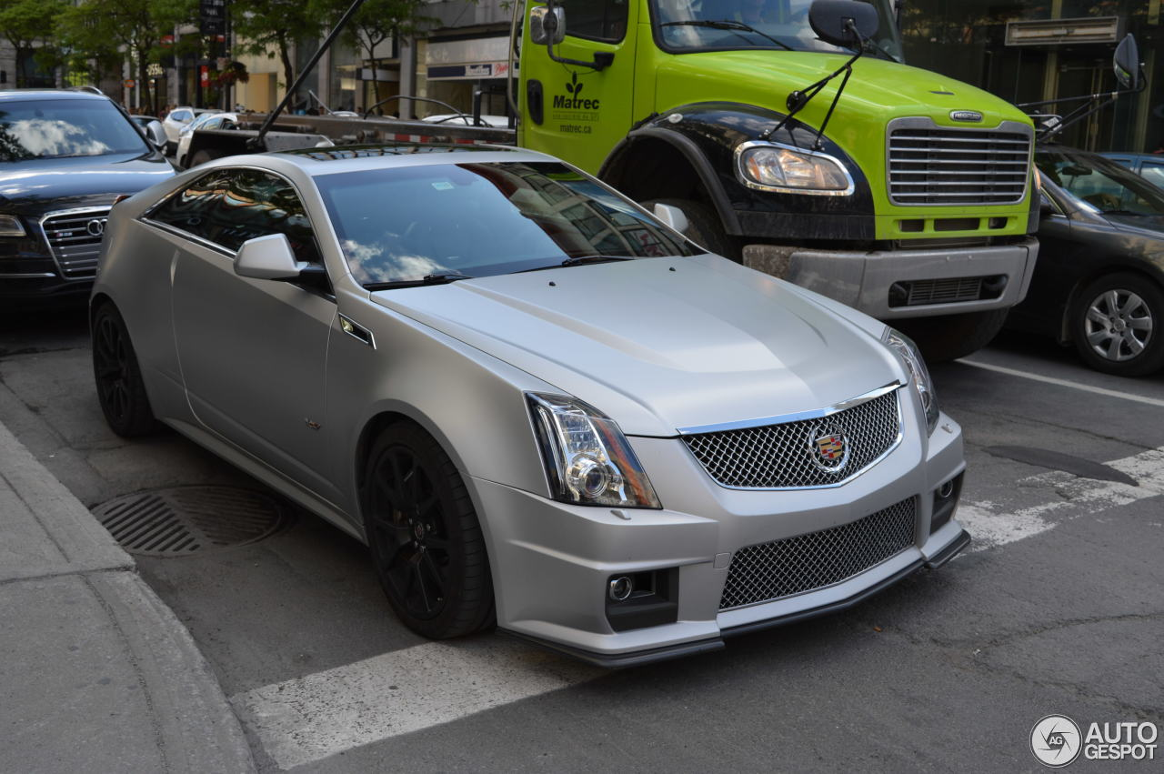 Cadillac Cts V Coup 233 9 June 2016 Autogespot