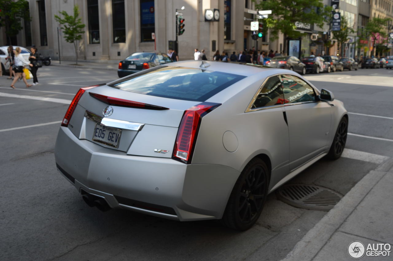 cadillac cts v coup 9 june 2016 autogespot. Black Bedroom Furniture Sets. Home Design Ideas