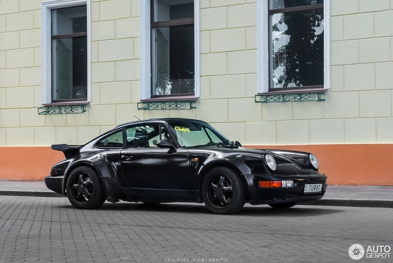 porsche 964 turbo s 3 6 9 june 2016 autogespot. Black Bedroom Furniture Sets. Home Design Ideas