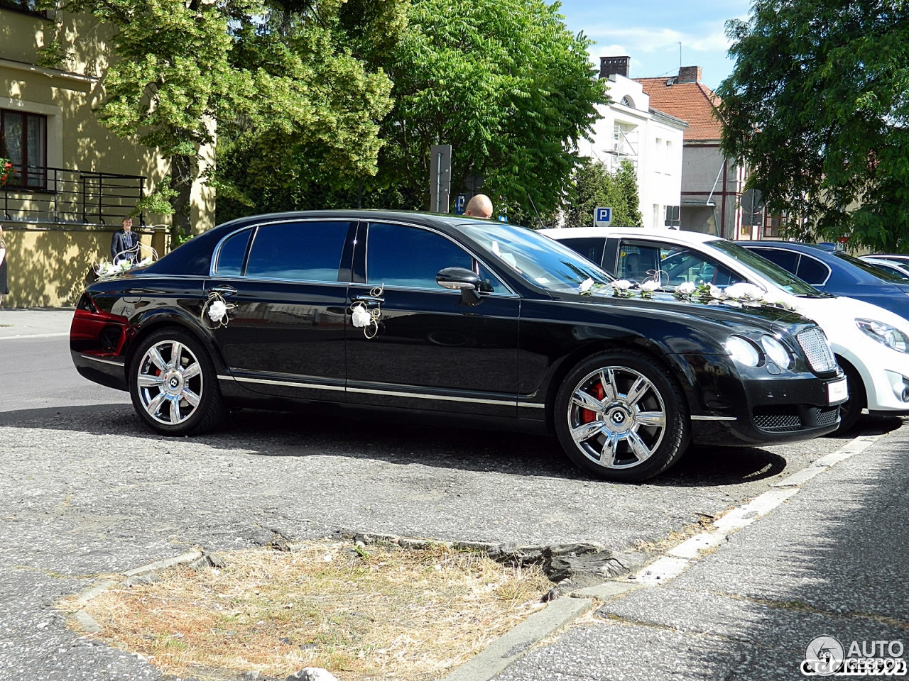 bentley continental flying spur 11 june 2016 autogespot. Cars Review. Best American Auto & Cars Review