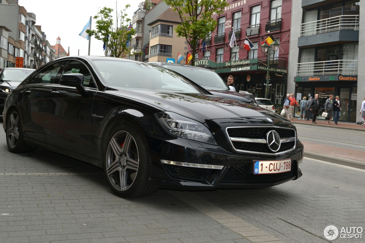 Mercedes benz cls 63 amg c218 11 june 2016 autogespot for Mercedes benz cls 63 amg price