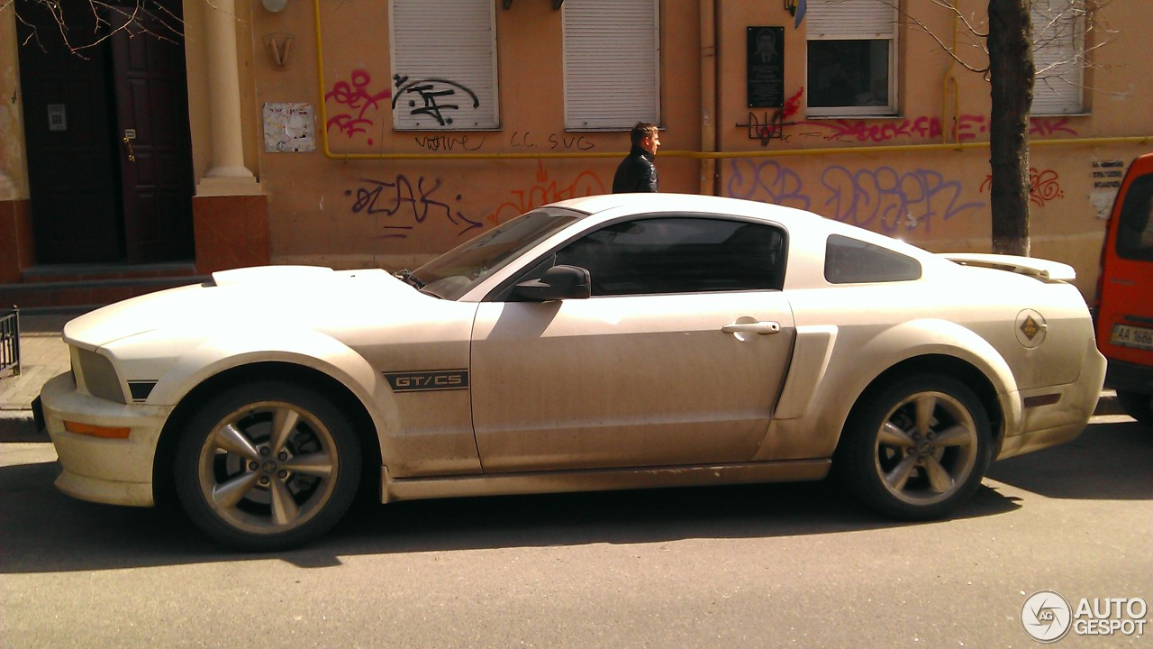 Ford Mustang Gt California Special 12 June 2016 Autogespot