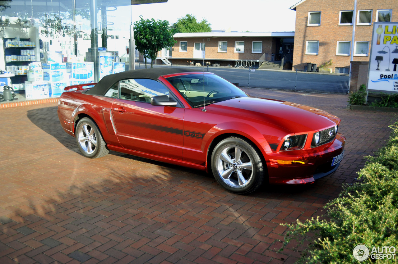 ford mustang gt california special convertible 12 june 2016 autogespot. Black Bedroom Furniture Sets. Home Design Ideas
