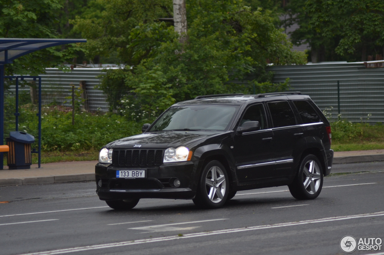 jeep grand cherokee srt 8 2005 12 june 2016 autogespot. Cars Review. Best American Auto & Cars Review