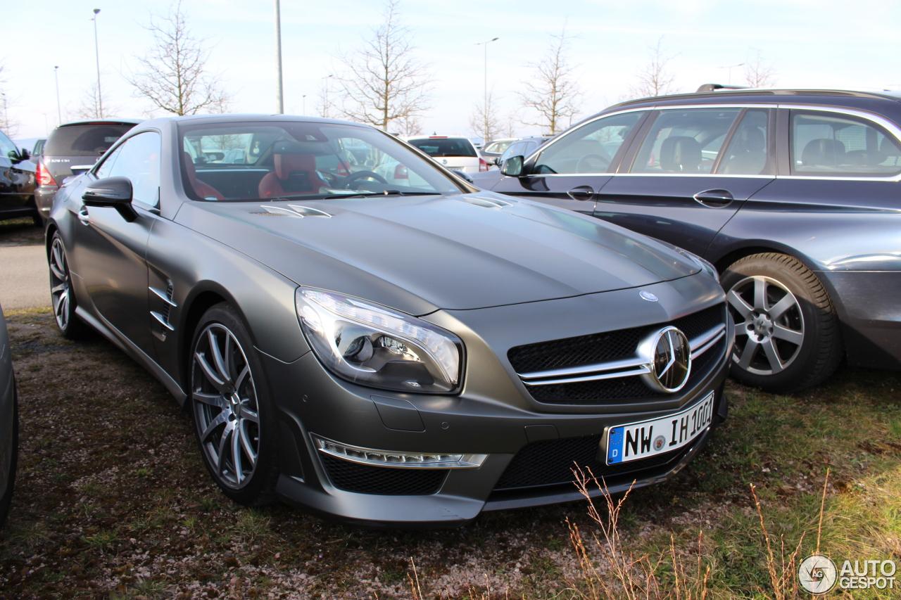 Mercedes benz sl 63 amg r231 12 juni 2016 autogespot for Mercedes benz sl 63 amg
