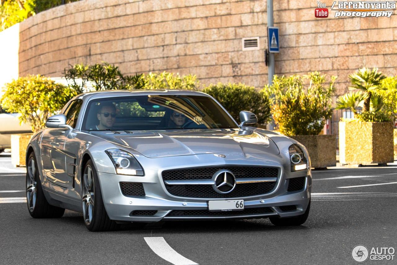 Mercedes benz sls amg 12 june 2016 autogespot for Mercedes benz sls amg price 2012