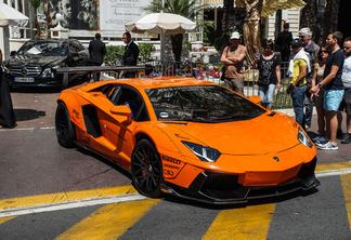 Lamborghini Aventador LP700-4 Liberty Walk LB Performance