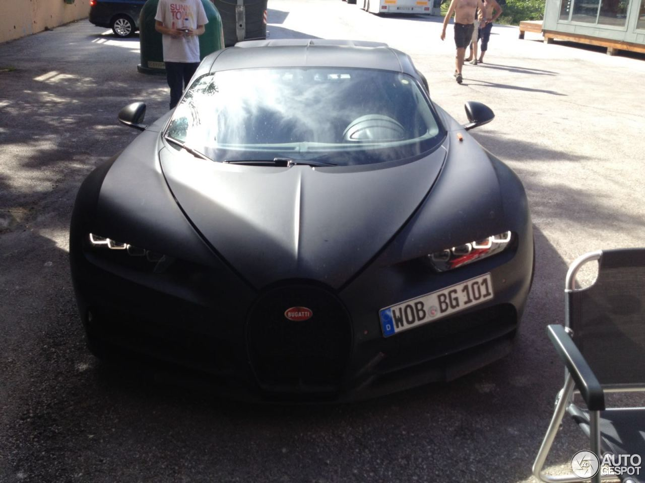 Bugatti Chiron 13 June 2016 Autogespot