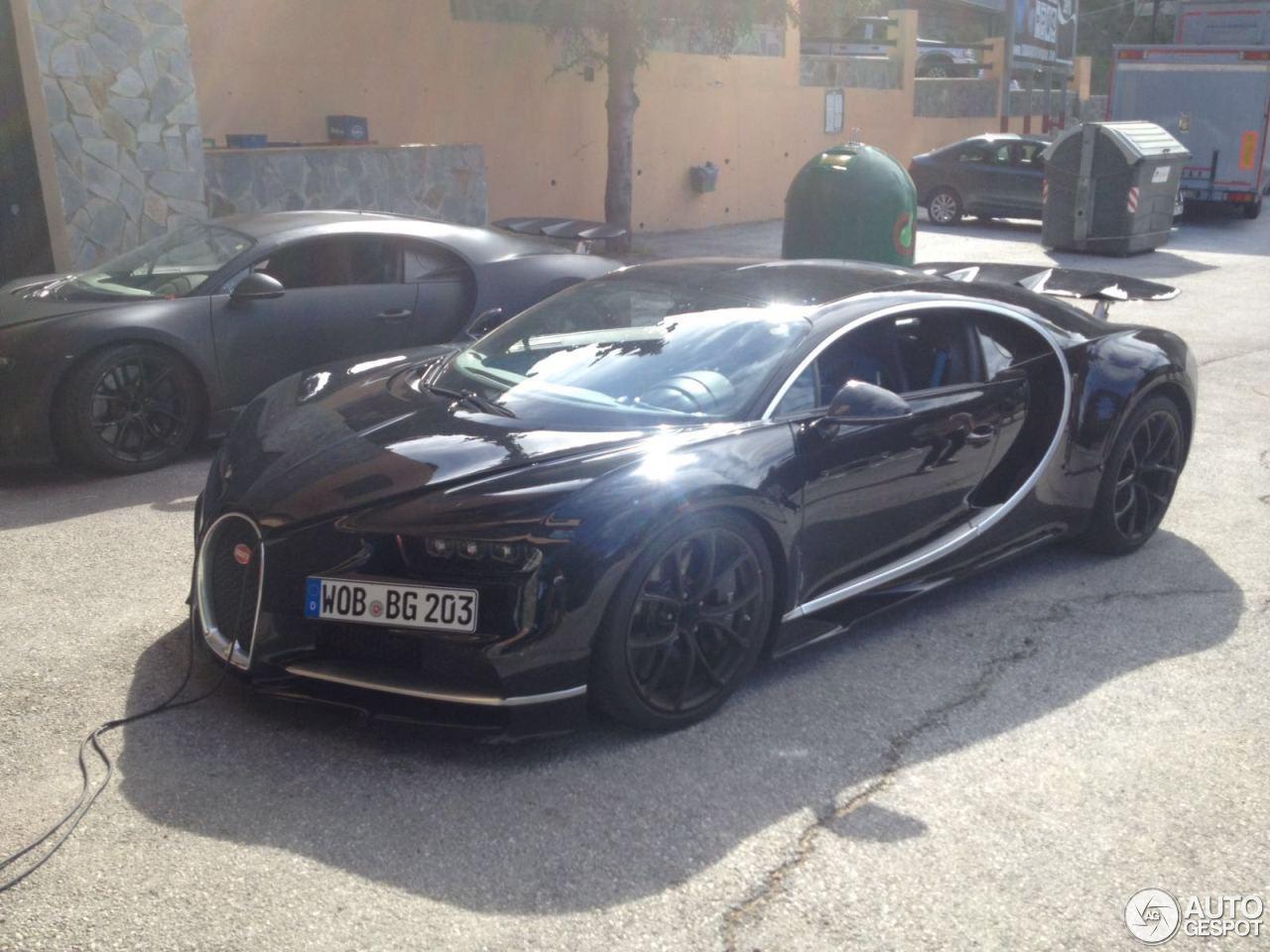 bugatti chiron 13 june 2016 autogespot. Black Bedroom Furniture Sets. Home Design Ideas