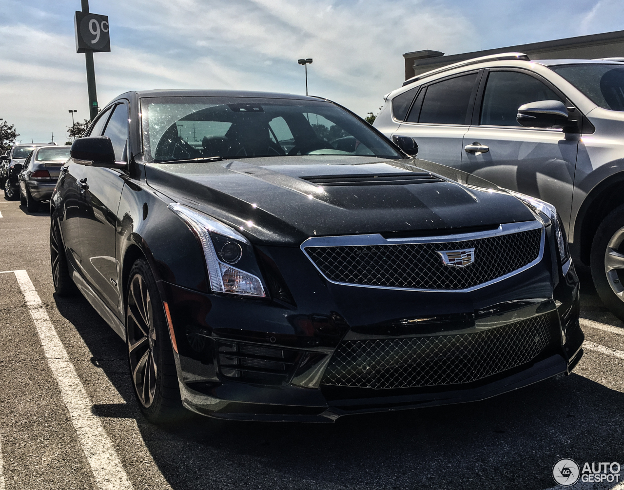 cadillac ats v 13 june 2016 autogespot. Cars Review. Best American Auto & Cars Review