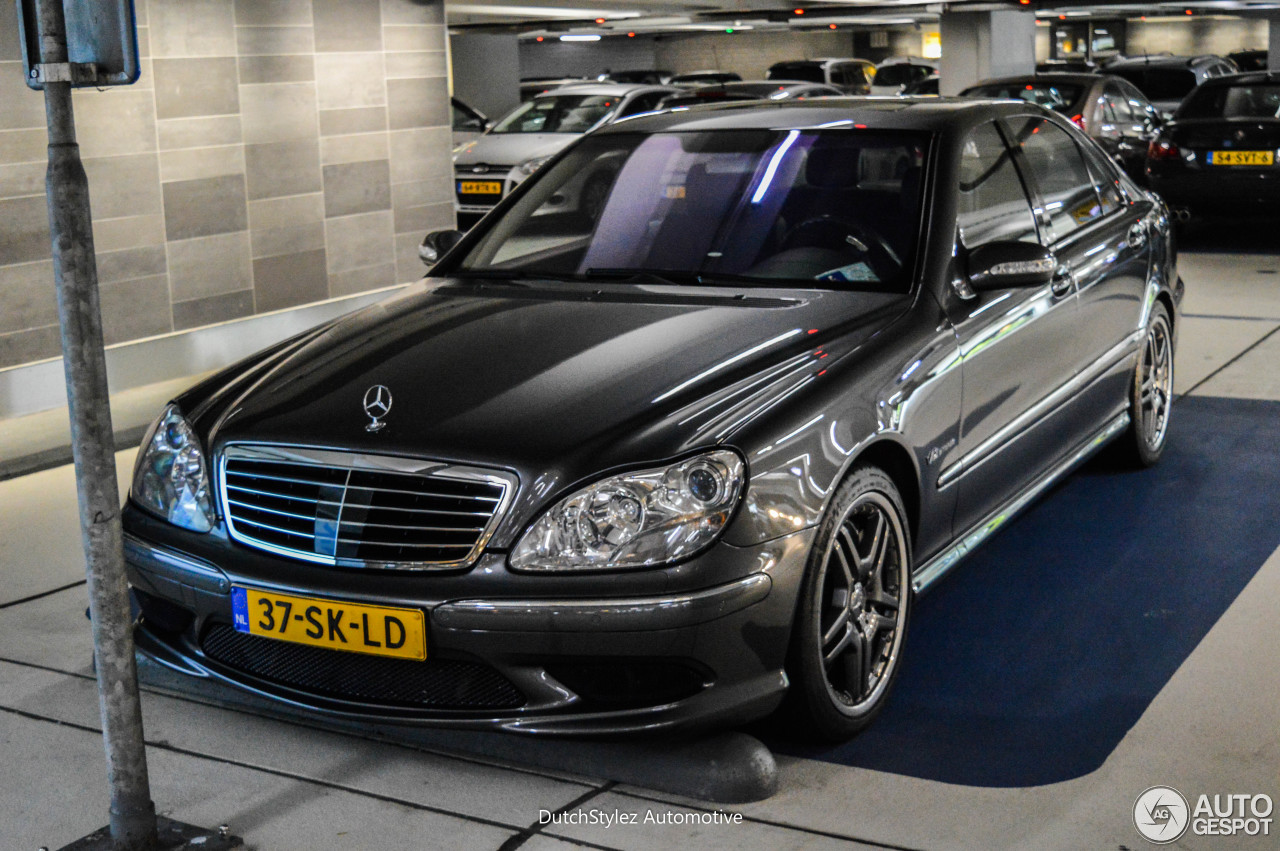 mercedes benz s 65 amg w220 13 june 2016 autogespot. Black Bedroom Furniture Sets. Home Design Ideas
