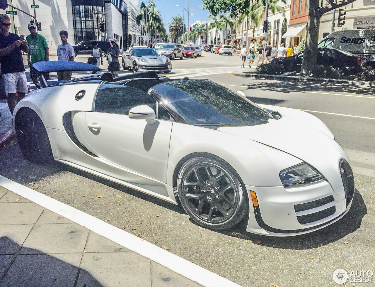 bugatti veyron 16 4 grand sport vitesse l 39 orque blanc 14 june 2016 au. Black Bedroom Furniture Sets. Home Design Ideas