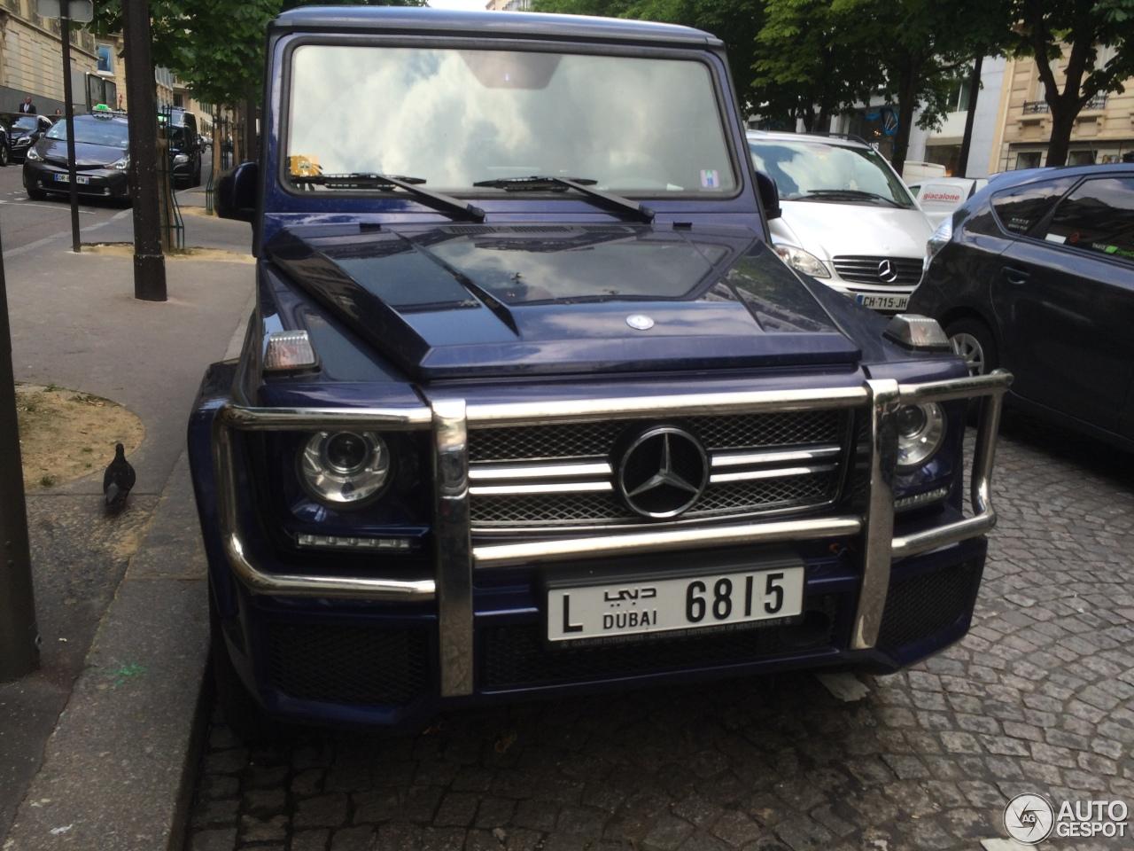 Mercedes benz g 65 amg 14 juin 2016 autogespot for Mercedes benz g 65 amg