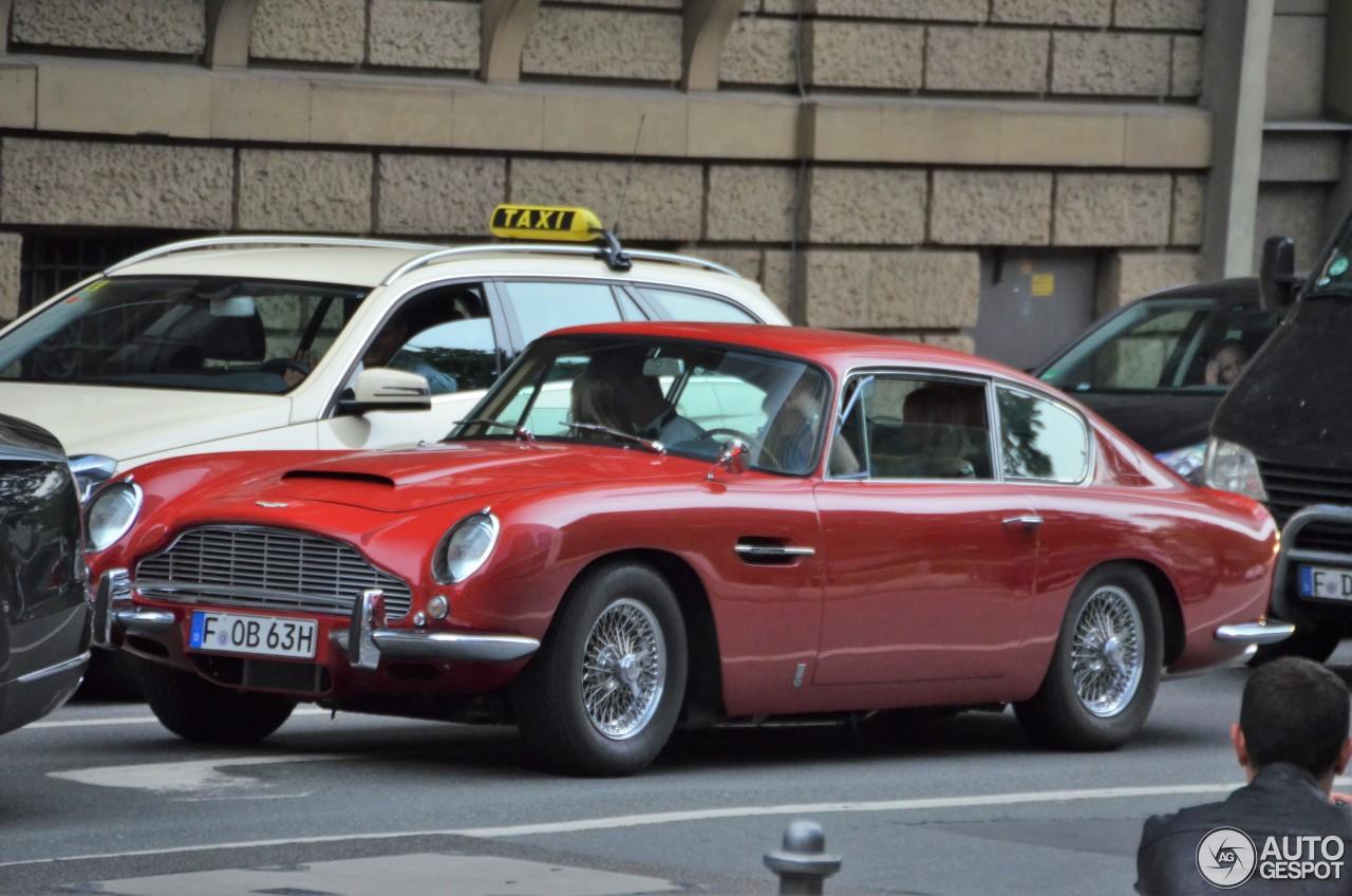 Aston Martin Db6 Vantage 15 June 2016 Autogespot