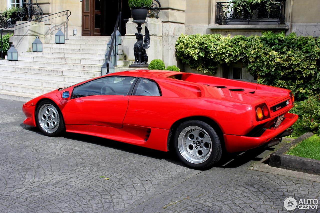 Lamborghini Diablo 15 June 2016 Autogespot