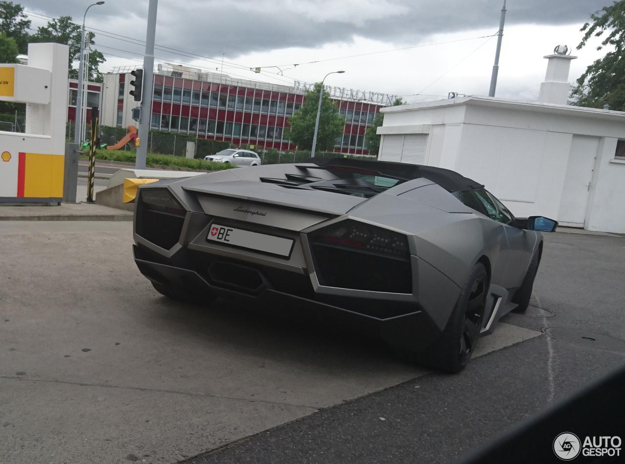 Lamborghini Reventon Roadster 16 June 2016 Autogespot