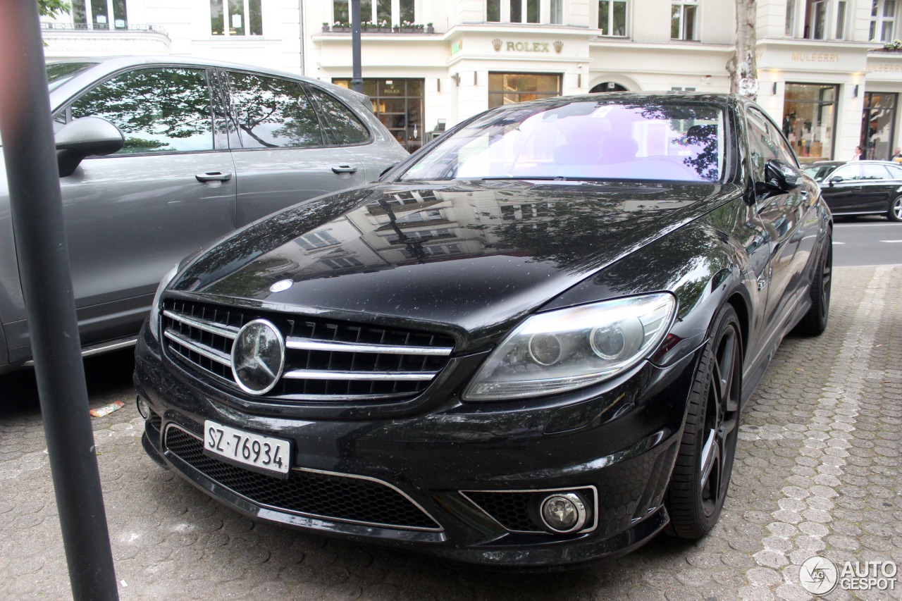 Mercedes benz cl 63 amg c216 16 june 2016 autogespot for Mercedes benz cl 63 amg price