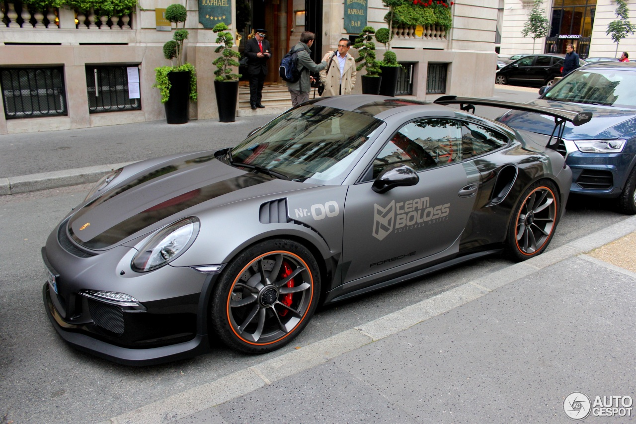 porsche 991 gt3 rs 16 juin 2016 autogespot. Black Bedroom Furniture Sets. Home Design Ideas
