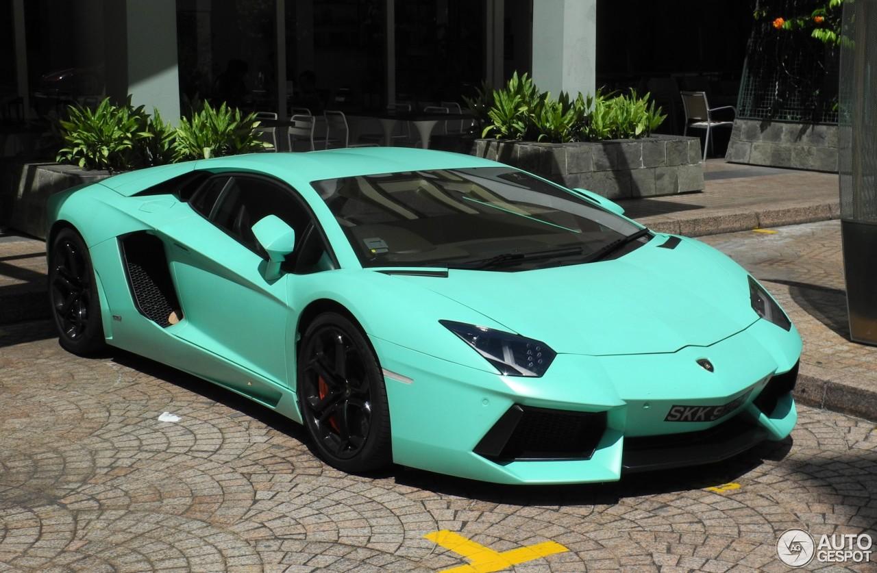 Lamborghini Aventador Lp700 4 17 June 2016 Autogespot