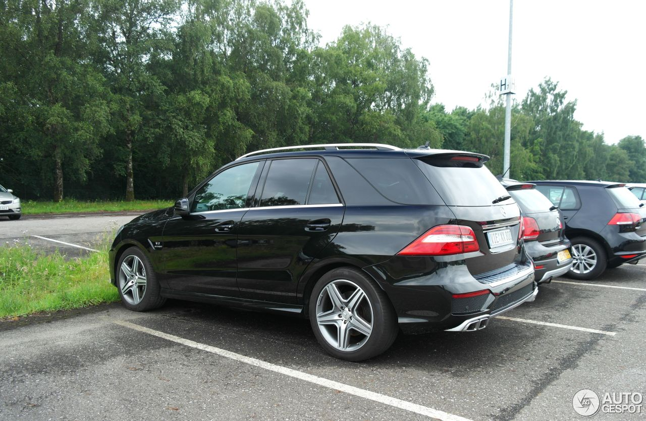 mercedes benz ml 63 amg w166 17 june 2016 autogespot. Black Bedroom Furniture Sets. Home Design Ideas
