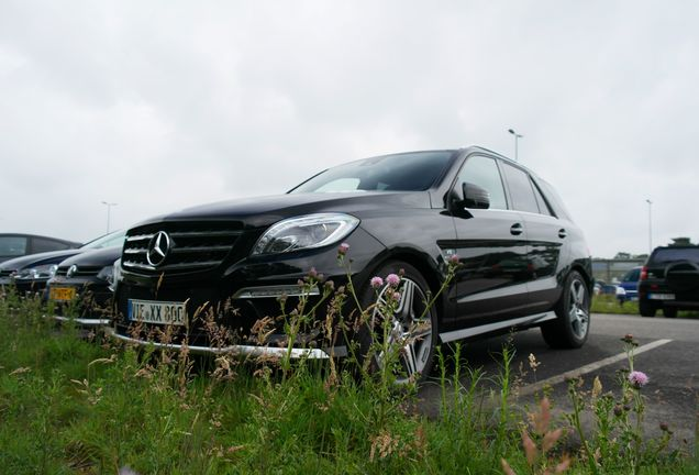 Mercedes-Benz ML 63 AMG W166