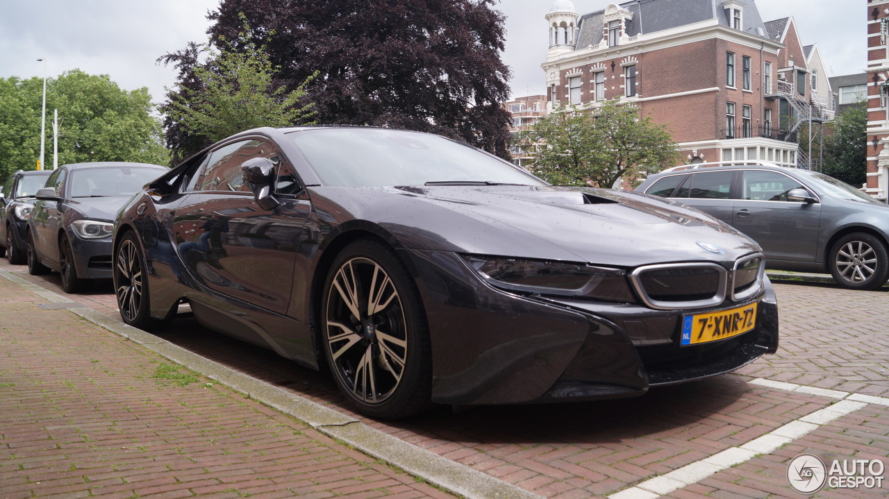 bmw i8 18 juin 2016 autogespot. Black Bedroom Furniture Sets. Home Design Ideas
