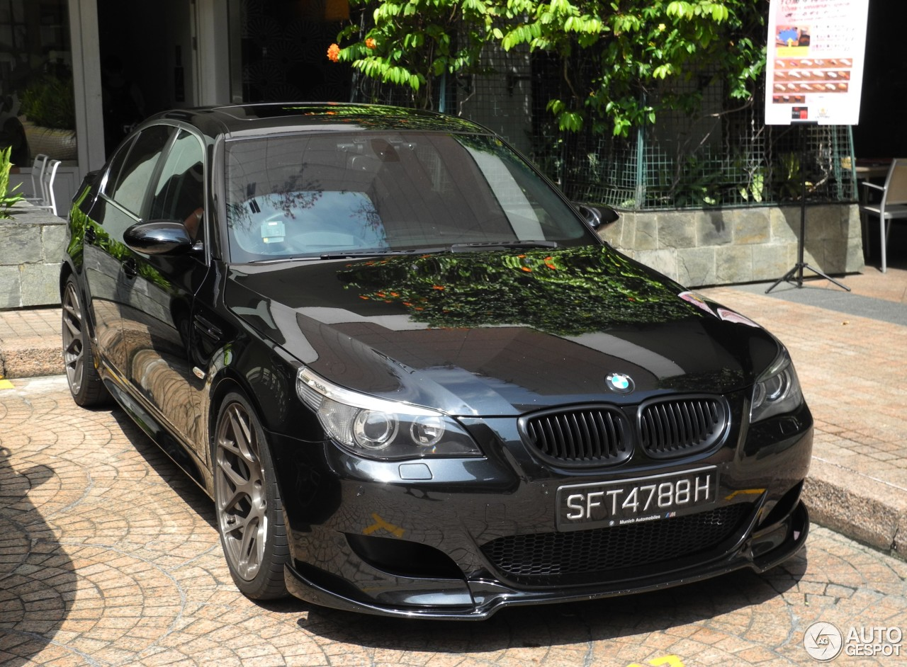 bmw m5 e60 2007 19 june 2016 autogespot. Black Bedroom Furniture Sets. Home Design Ideas